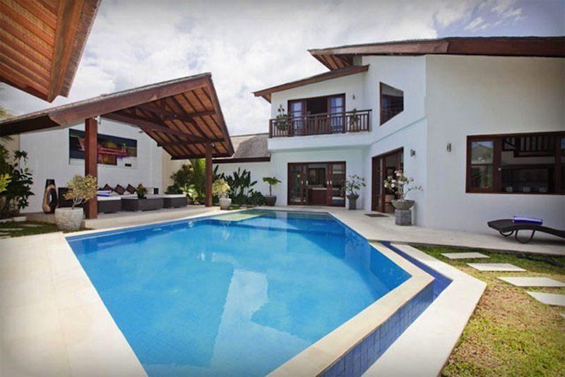 Villa Origami Swimming Pool I Seminyak, Bali
