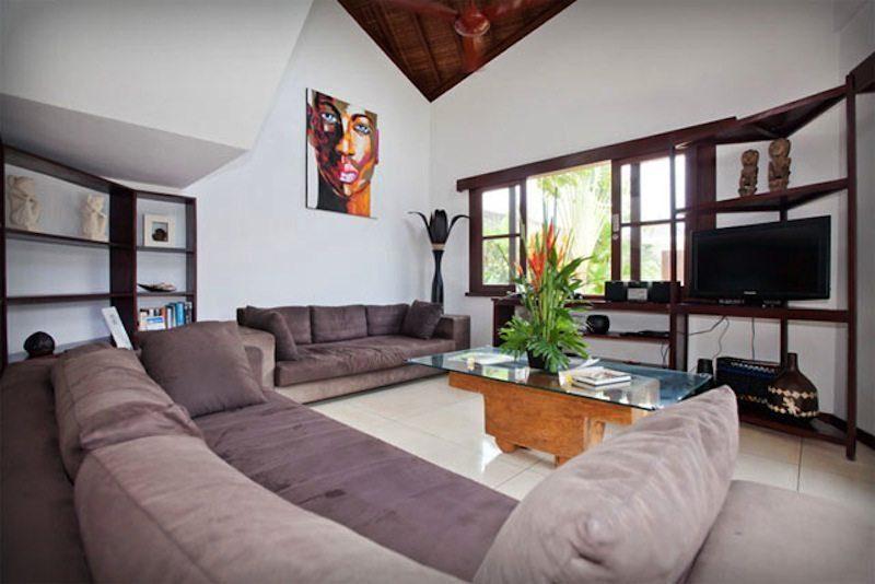 Villa Origami Media Room I Seminyak, Bali
