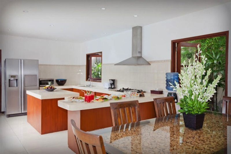 Villa Origami Kitchen I Seminyak, Bali