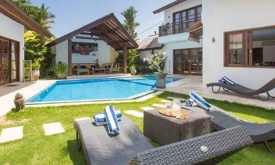 Villa Origami Sun Deck | Seminyak, Bali