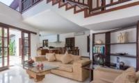 Villa Origami Living Pavilion   Seminyak, Bali