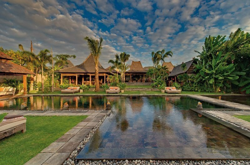 Villa Zelie Bird's Eye View | Canggu, Bali