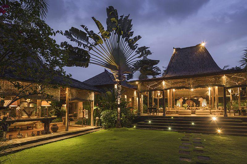Villa Zelie Night View | Canggu, Bali