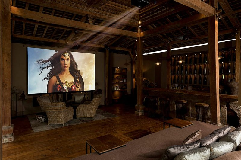Villa Zelie Lounge and Media Room | Canggu, Bali
