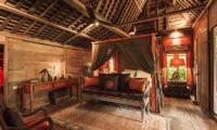 Villa Zelie Bedroom with Seating Area | Canggu, Bali