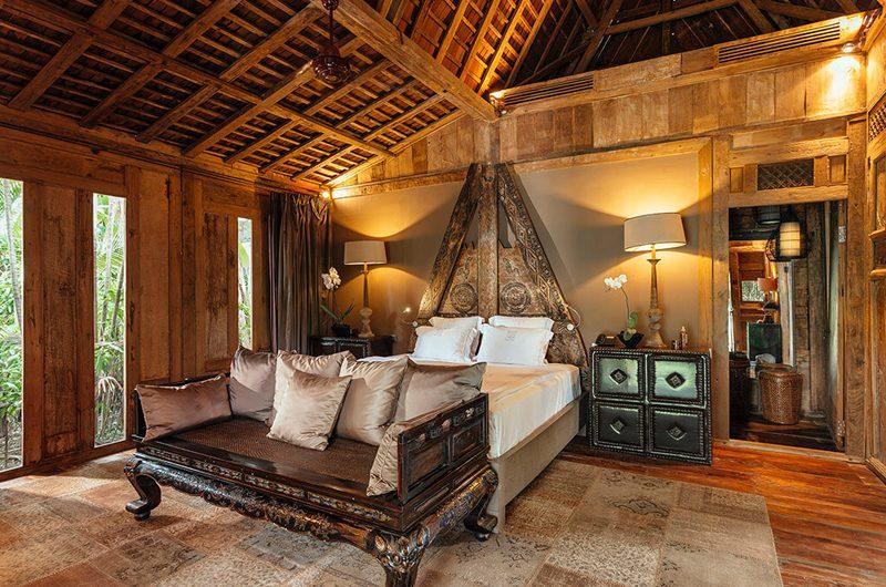 Villa Zelie King Size Bed with Wooden Floor | Canggu, Bali