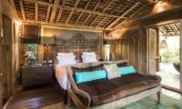 Villa Zelie Bedroom with Wooden Floor | Canggu, Bali