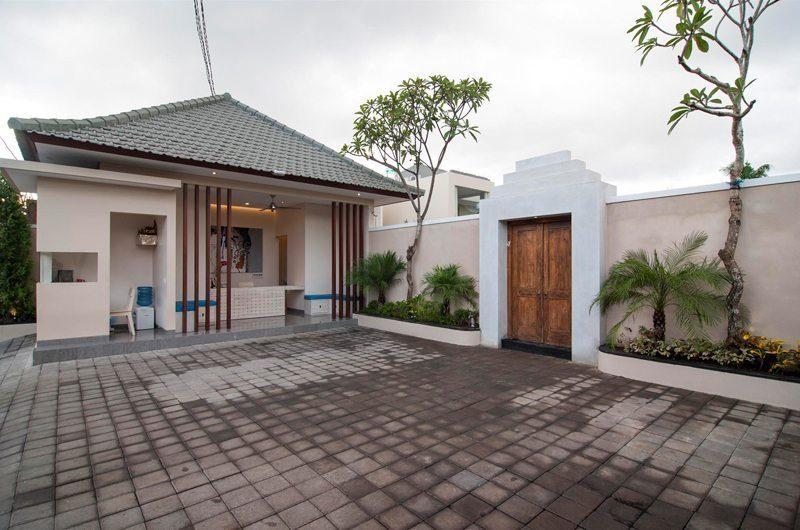 Beautiful Bali Villas Entrance I Seminyak, Bali