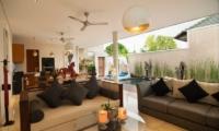 Beautiful Bali Villas Open Plan Living Area I Seminyak, Bali