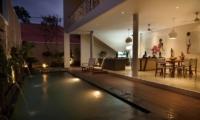 Beautiful Bali Villas Pool Deck I Seminyak, Bali