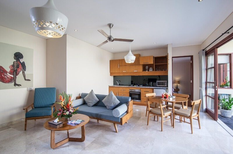 Beautiful Bali Villas Living and Dining Room|Legian, Bali
