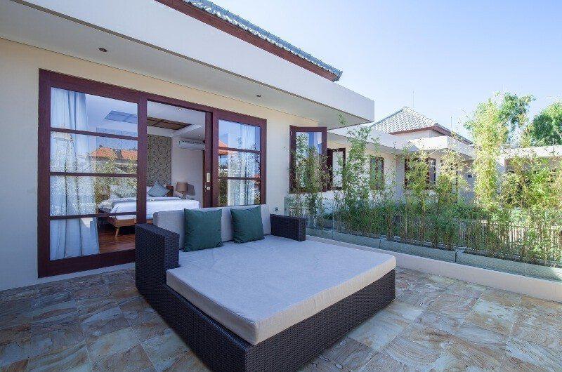 Beautiful Bali Villas Bedroom Terrace|Legian, Bali