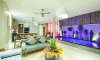 Beautiful Bali Villas Living Room| Legian, Bali