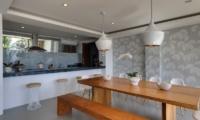 Malimbu Cliff Villa Kitchen I Lombok, Indonesia