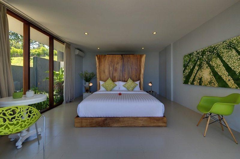 Malimbu Cliff Villa Bedroom I Lombok, Indonesia