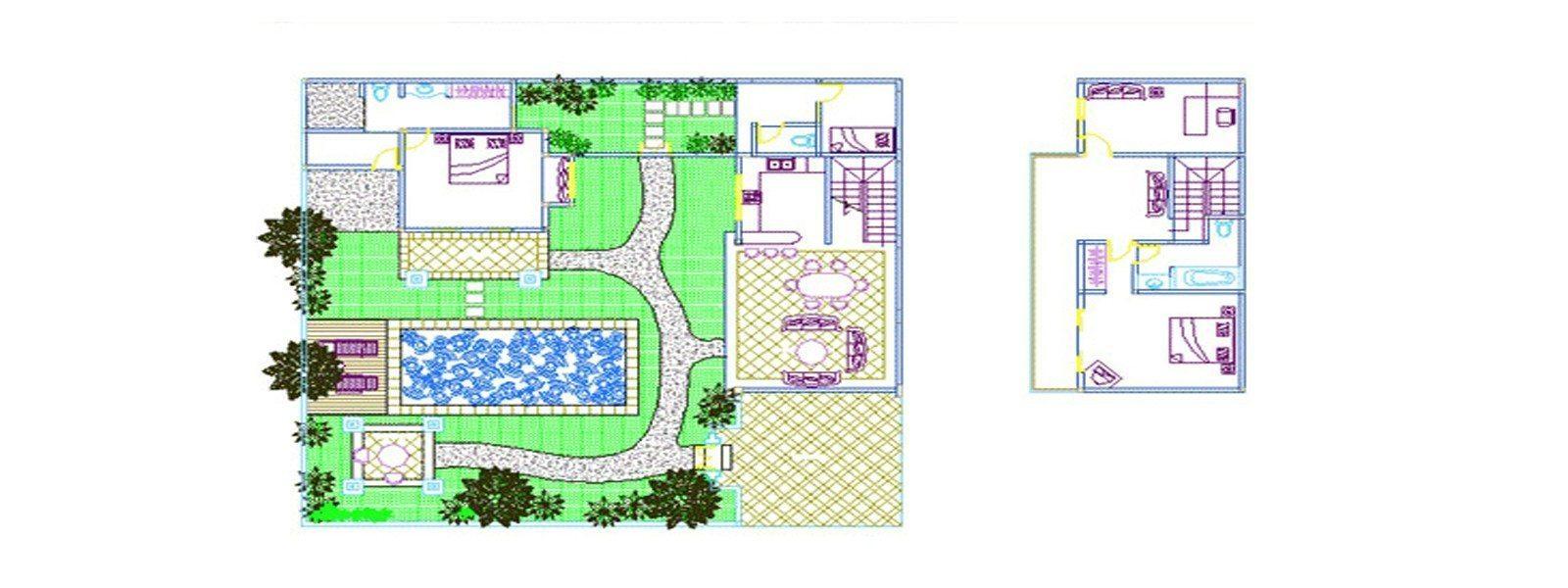 Villa Krisna Floorplan | Seminyak, Bali