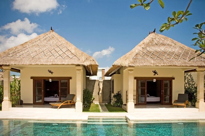 Villa Alam Outdoor Area | Seminyak, Bali