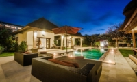 Villa Alam Sun Deck | Seminyak, Bali