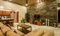Villa Alam Living Area | Seminyak, Bali
