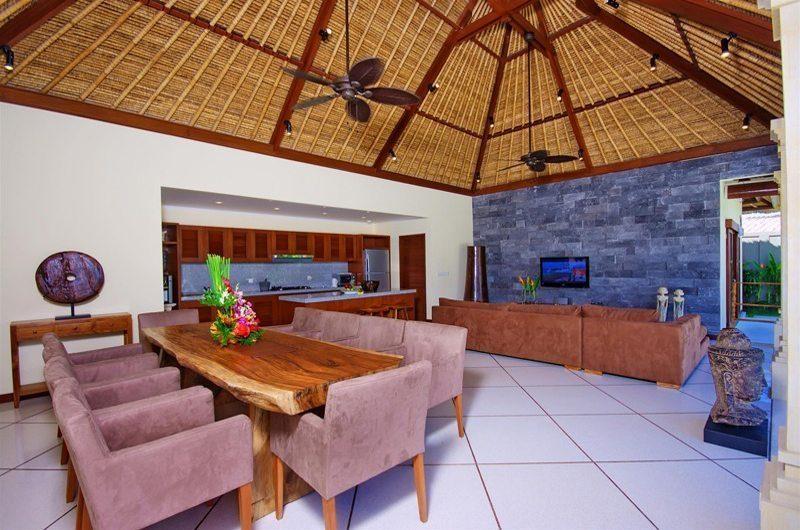 Villa Alam Dining Area | Seminyak, Bali