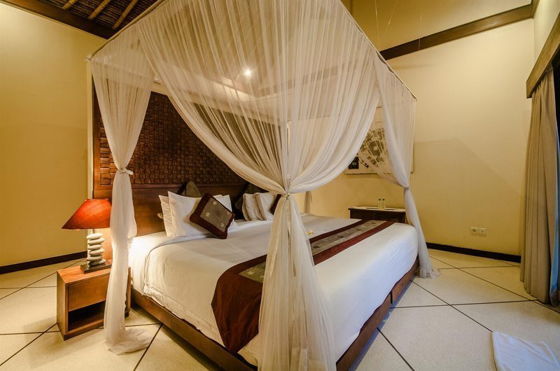 Villa Alam Master Bedroom | Seminyak, Bali
