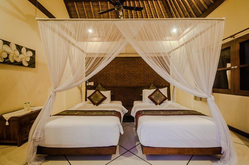 Villa Alam Twin Bedroom | Seminyak, Bali
