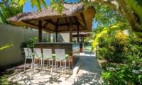Villa Alore Outdoor Breakfast Bar | Seminyak, Bali