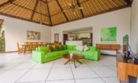 Villa Alore Open Plan Living Area | Seminyak, Bali
