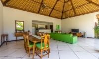 Villa Alore Open Plan Dining Area | Seminyak, Bali