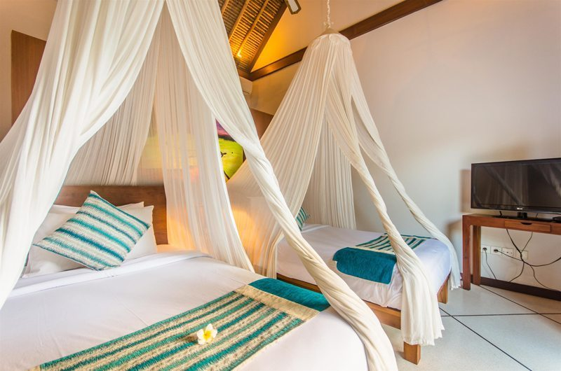 Villa Alore Twin Bedroom | Seminyak, Bali
