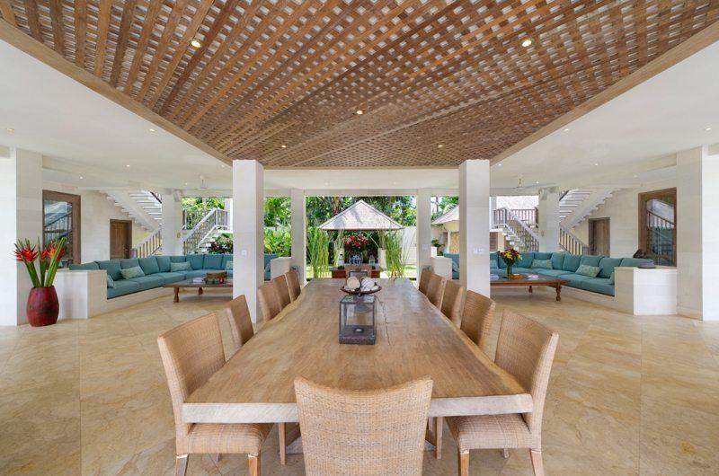 Villa Angsoka Dining Area | Candidasa, Bali