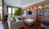 Villa Angsoka Lounge Room | Candidasa, Bali