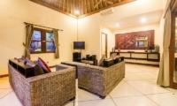 Villa An Tan Media Room | Seminyak, Bali