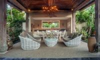 Villa Avalon Bali Outdoor Lounge | Canggu, Bali