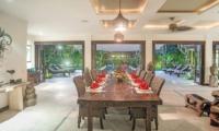 Villa Avalon Bali Dining Area | Canggu, Bali