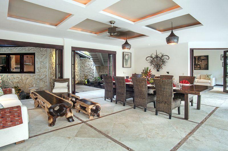 Villa Avalon Bali Living And Dining Room | Canggu, Bali