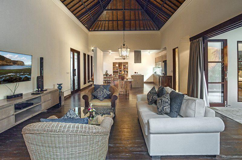 Villa Avalon Bali Living Room | Canggu, Bali