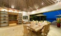 Villa Bakung Dining Area | Candidasa, Bali