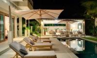 Villa Bakung Sun Deck | Candidasa, Bali