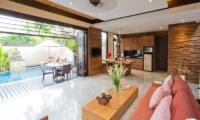 Villa Canthy Living Area   Seminyak, Bali