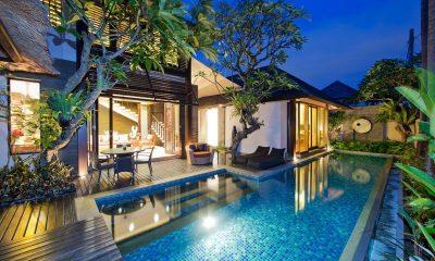 Villa Canthy Swimming Pool   Seminyak, Bali