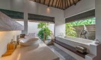 Villa Canthy Bathroom with Bathtub   Seminyak, Bali