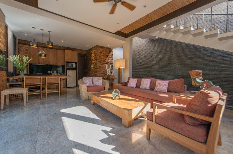 Villa Canthy Indoor Living Area   Seminyak, Bali
