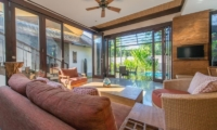 Villa Canthy TV Room   Seminyak, Bali