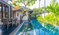 Villa Canthy Pool Side Dining | Seminyak, Bali