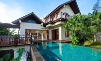 Villa Cantik Ungasan Bird's Eye View | Uluwatu, Bali