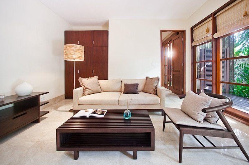 Villa Cantik Ungasan Lounge Room | Uluwatu, Bali