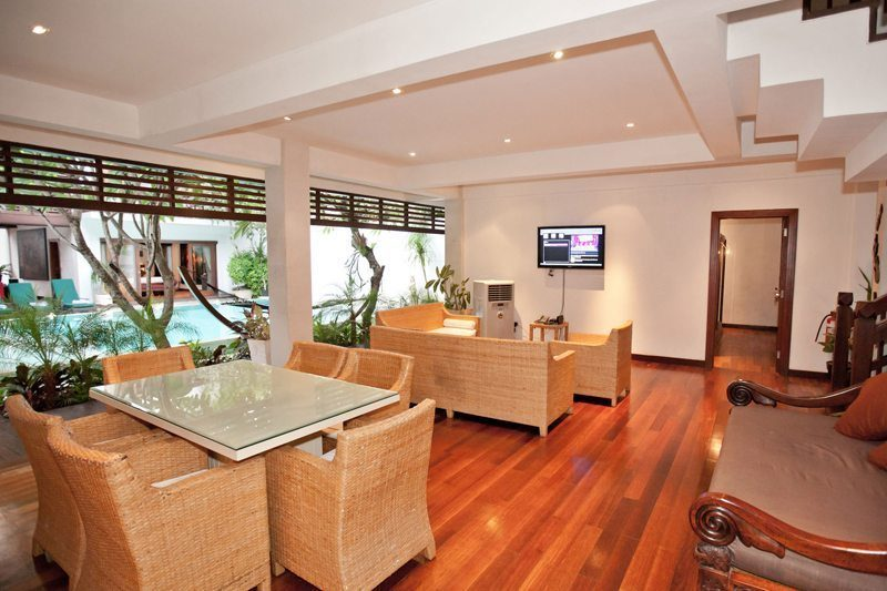 Villa Casis Lounge Room | Sanur, Bali
