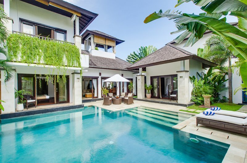 Villa Cempaka Swimming Pool | Candidasa, Bali