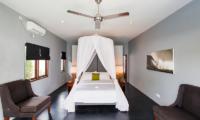 Villa Damai Lestari Bedroom One with Seating | Seminyak, Bali